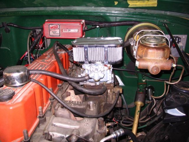 1977 Jeep Cj7 258 Engine 3 Speed Hunters Dream Daily And