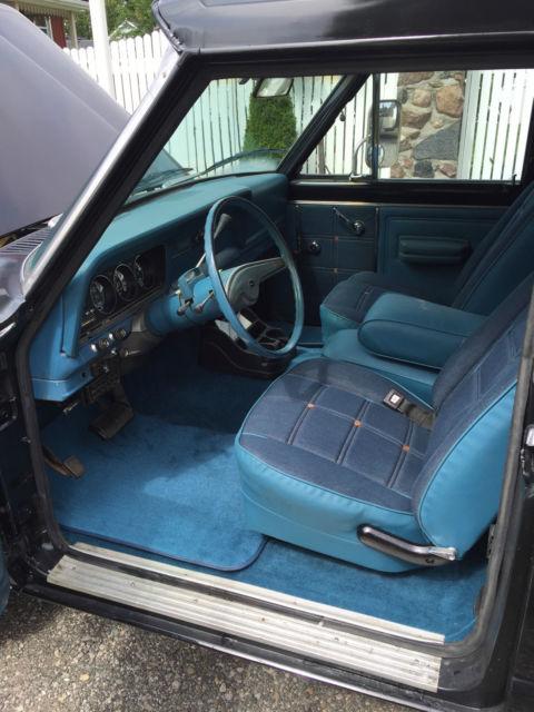 1977 Jeep J10 Honcho Levis Edition Factory 401 For Sale