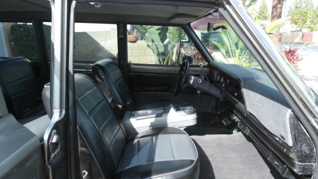 1977 Jeep Wagoneer (Rebuilt V8 - 360 - 5 9 Engine) for sale