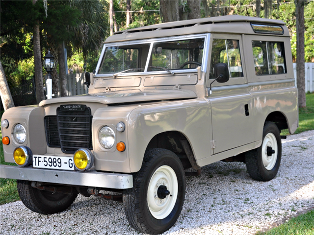 1977 Land Rover Defender --