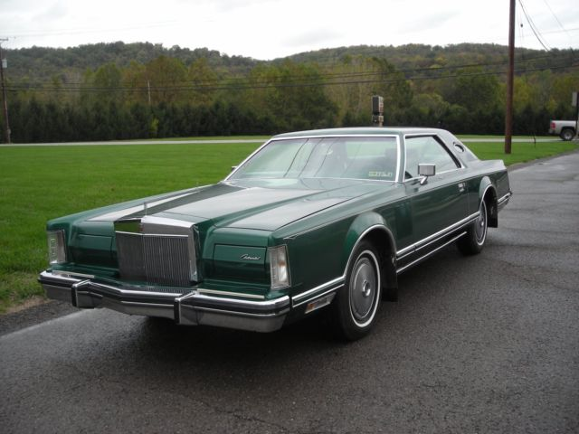 1977 Lincoln Mark Series