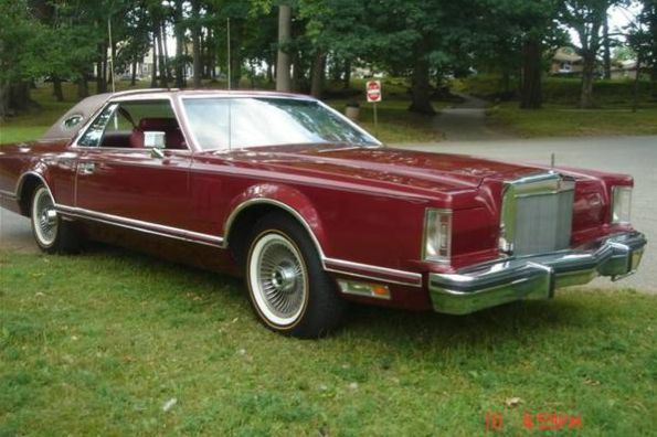 1977 lincoln continental mark v coupe car in burgundy pink two tone rh topclassiccarsforsale com Lincoln Continental Mark VIII Lincoln Continental Mark VII