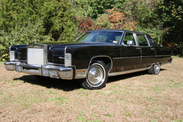 1977 Lincoln Continental LUXURY/LEATHER