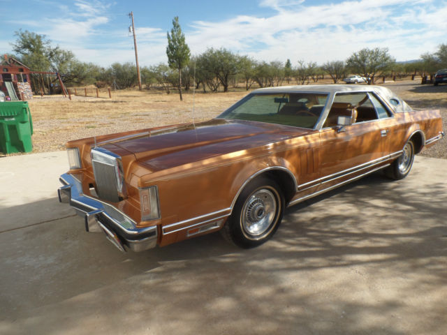 1977 Lincoln Mark Series MARK V