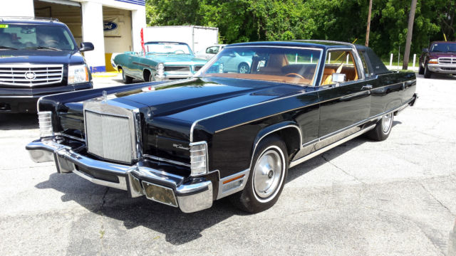 1977 Lincoln Town Car TOWN COUPE - 34K MILES
