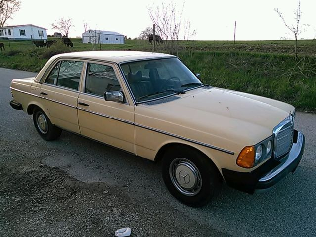 19770000 Mercedes-Benz 300-Series