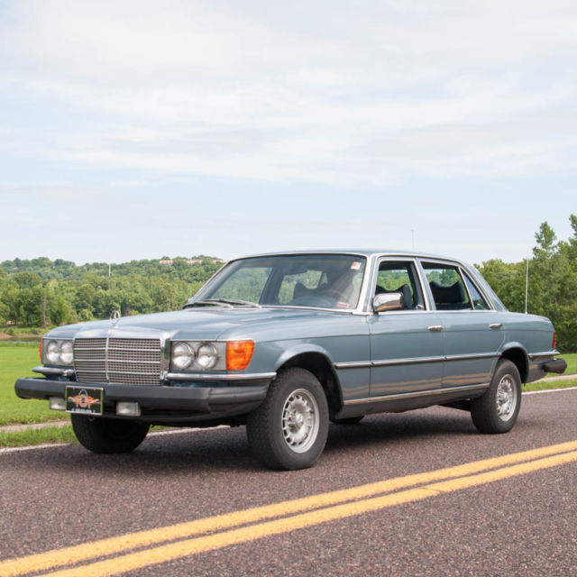 1977 Mercedes-Benz 400-Series 450 SEL 6.9