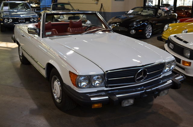 1977 Mercedes-Benz 400-Series 450 SL