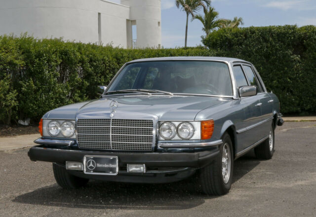 1977 Mercedes-Benz 400-Series 450SEL 6.9