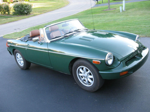 1977 MGB V8 Roadster Conversion for sale: photos, technical