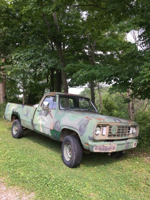 1977 Dodge Other Pickups