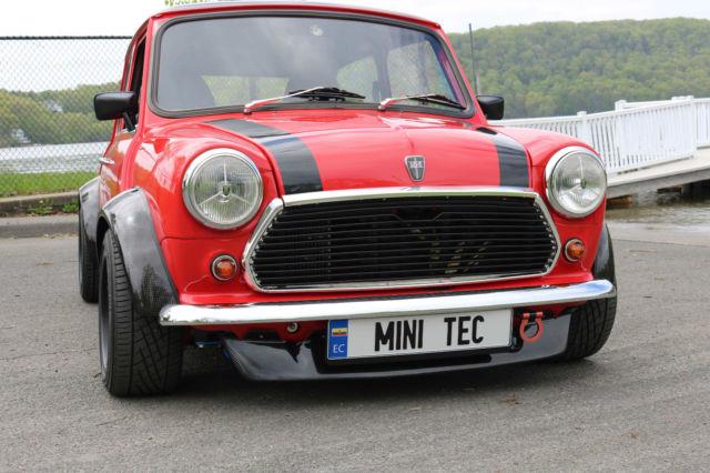 Mini Cooper Evolution >> 1977 Mini Cooper Classic 200hp B18C RHD Show Car for sale: photos, technical specifications ...