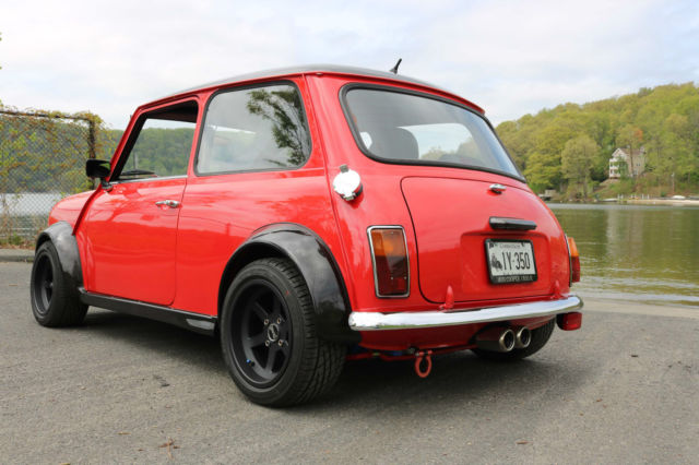 1977 mini cooper classic 200hp b18c rhd show car for sale for Mini motor cars for sale