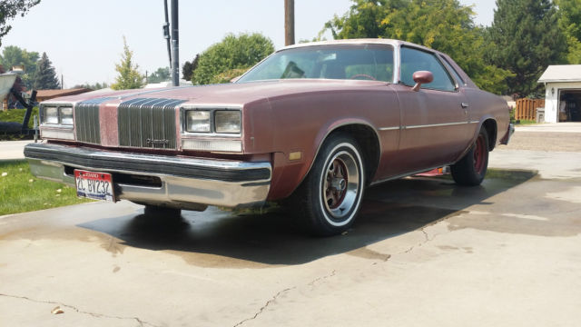 19770000 Oldsmobile Cutlass