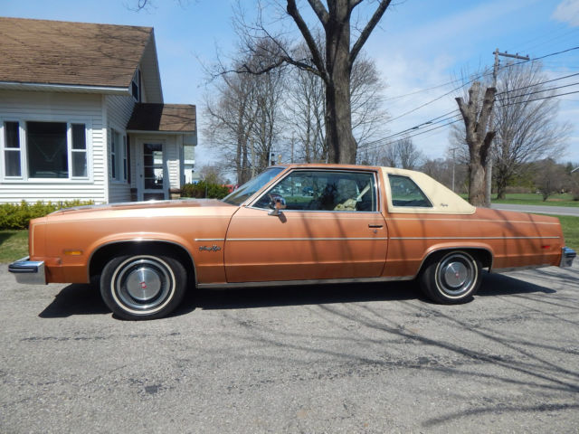 1977 Oldsmobile Ninety-Eight
