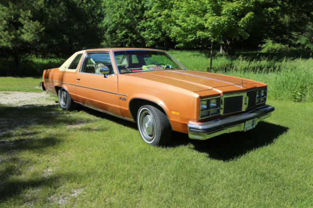 1977 Oldsmobile Ninety-Eight Regency