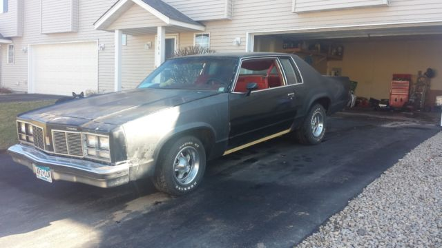 1977 Oldsmobile Eighty-Eight delta 88