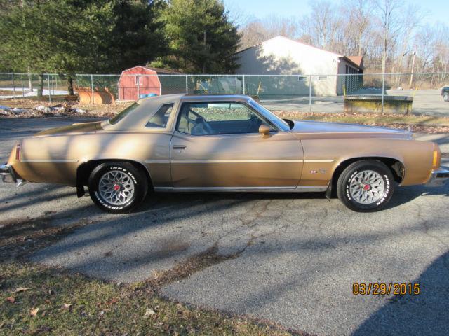 1977 Pontiac Grand Prix Lj Coupe 2 Door For Sale Photos