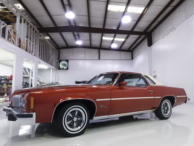 1977 Pontiac Grand Prix SJ, ONLY 8,959 ORIGINAL MILES!