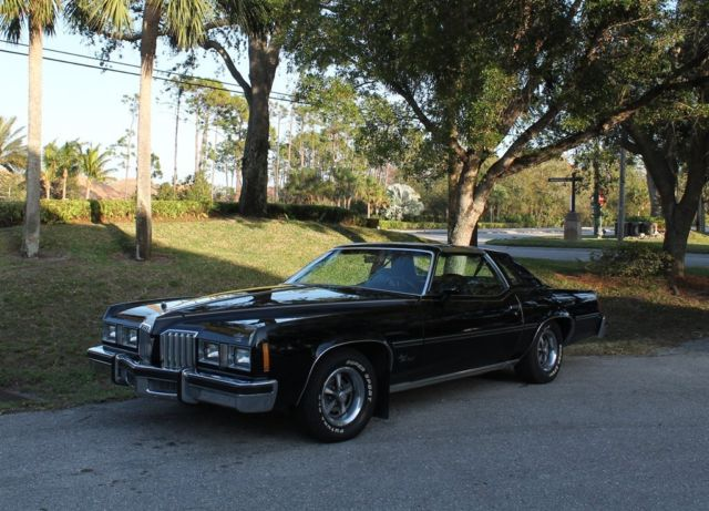 1977 Pontiac Grand Prix SJ T-Tops 40,000 Actual Miles