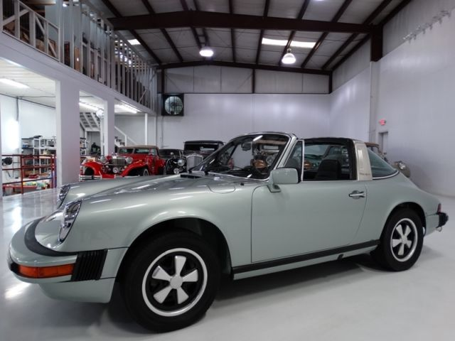 1977 Porsche 911 ONLY 64,290 ACTUAL MILES! 1 OF 2,747 BUILT!