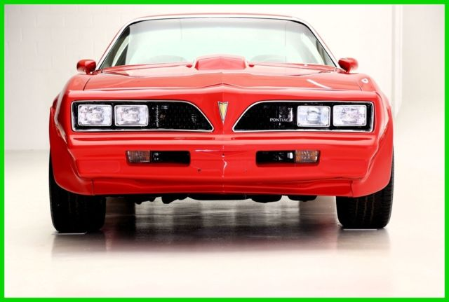 1977 Pontiac Firebird Trans Am, Built 455, AC