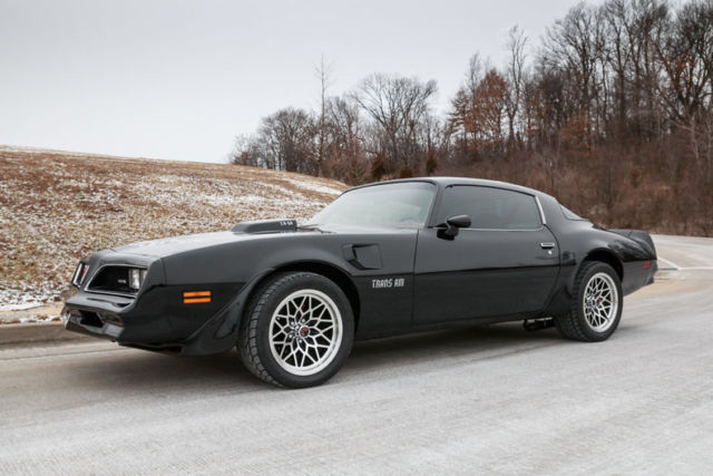 1977 Pontiac Trans Am Custom