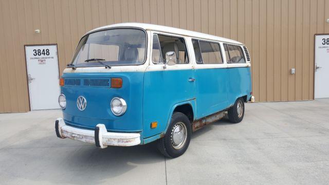 Vw Transmission For Sale >> 1977 Volkswagen Bus Automatic Transmission For Sale Photos
