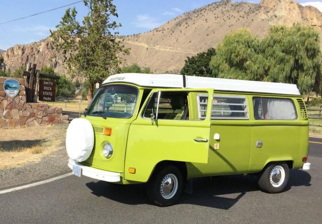 1977 volkswagen westfalia vw camper van bus for sale photos