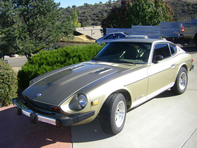 1978 Datsun Z-Series 2 seater
