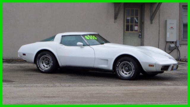 1978 Chevrolet Corvette ANNIVERSARY CAR-