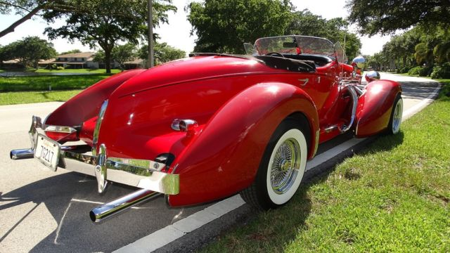 1978 auburn speedster replica of a 1936 auburn boat tail gorgeous in every way for sale photos. Black Bedroom Furniture Sets. Home Design Ideas
