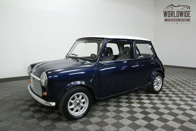 1978 Austin MINI COOPER FUEL INJECTED VTECH! LHD. ROCKETSHIP!