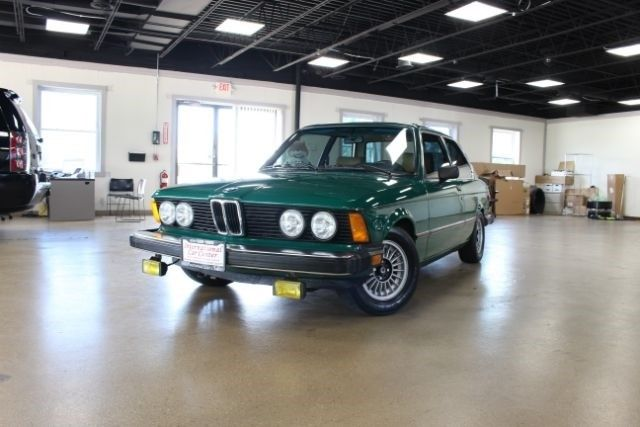 1978 bmw 320i 320i 90268 miles green 2 door sedan 5 speed manual for sale photos technical specifications description topclassiccarsforsale com