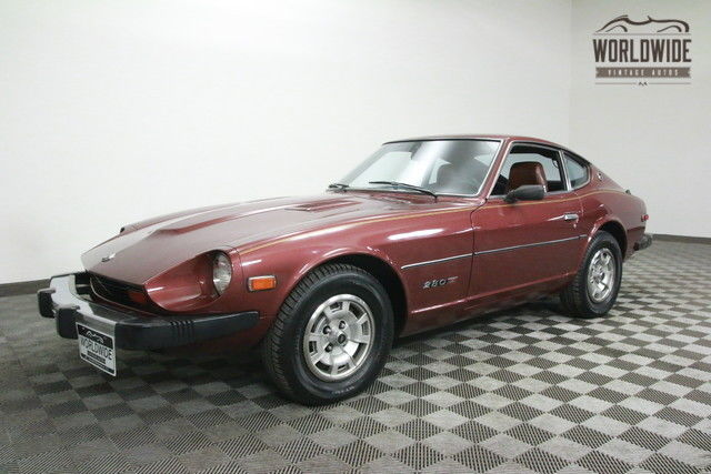 1978 Datsun 280Z COLLECTOR GRADE. WORKING AC. RARE!