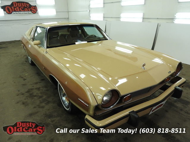 1978 AMC Matador Runs Drives Body Inter VGood 360V8 3 sd auto