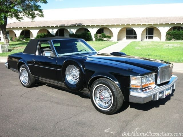1978 Cadillac Seville Opera Coupe