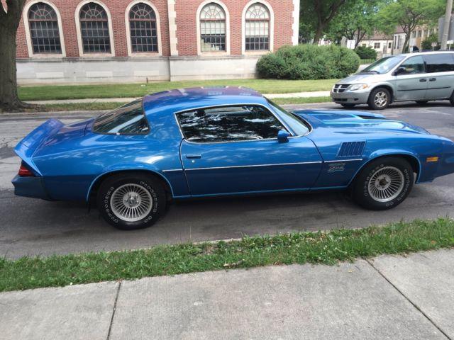 1978 camaro z28 original owner 100 original car 38 825 miles for sale photos technical. Black Bedroom Furniture Sets. Home Design Ideas