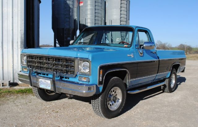 1978 Chevrolet Other Pickups Fleetside