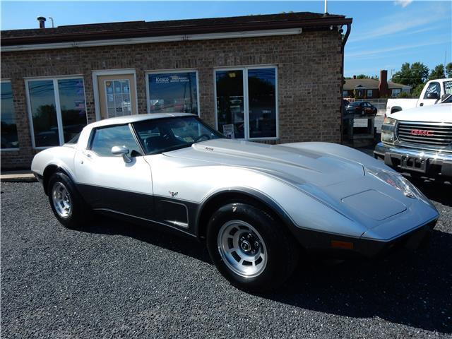 1978 Chevrolet Corvette --COUPE