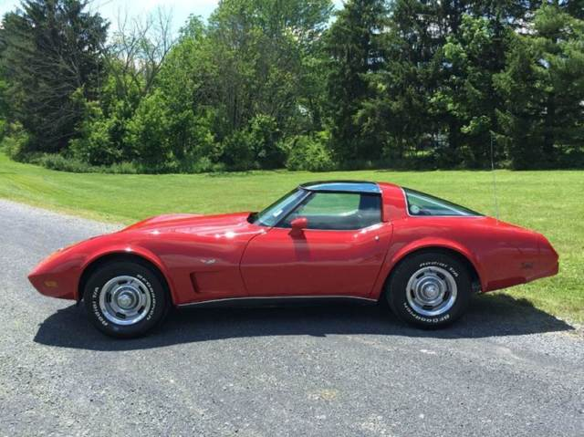 1978 Chevrolet Corvette Corvette Coupe