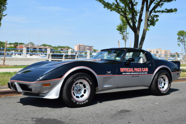 1978 Chevrolet Corvette L82 Pace Car edition 25th anniversary