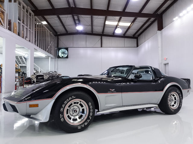 1978 Chevrolet Corvette Limited Edition Indy Pace Car, ONLY 819 MILES!