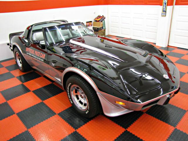 1978 chevrolet corvette pace car 22k original mile for Motor mile auto sales