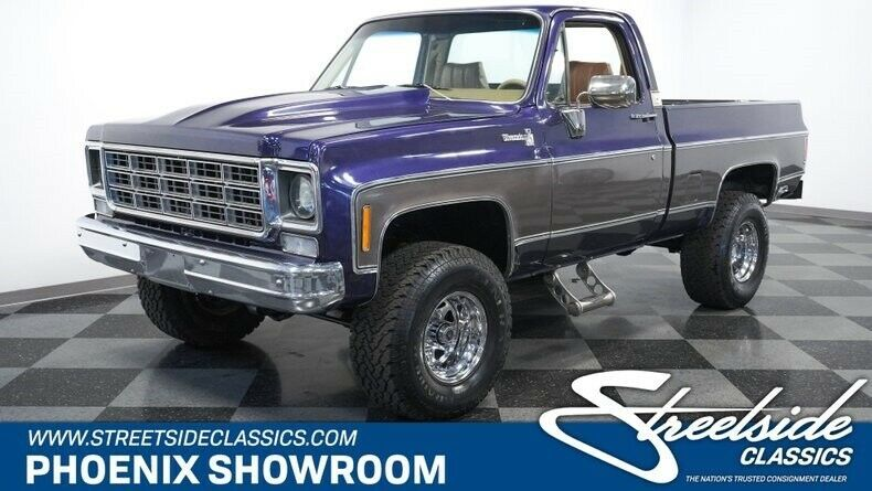 1978 Chevrolet Other Pickups Silverado 4x4