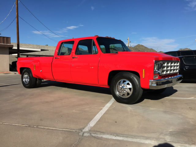 1978 Chevrolet Pickup C30 3+3 Dually for sale: photos ...