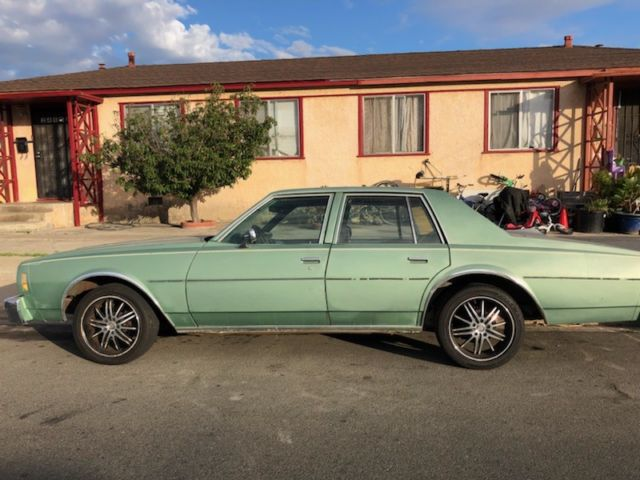 1978 Chevy Impala For Sale Photos Technical Specifications