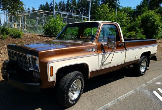 1978 Chevrolet Other Pickups CK20 20