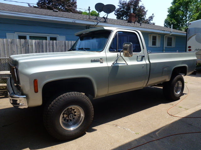 1978 Chevy Scottsdale 4x4 Truck For Sale Photos Technical