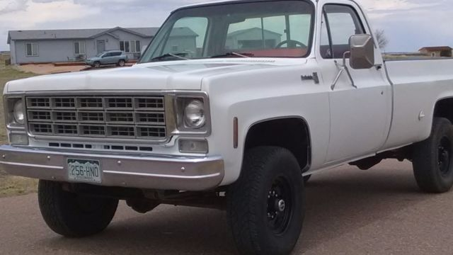 1978 Chevy Truck >> 1978 Chevy Truck K20 4x4 For Sale Photos Technical Specifications